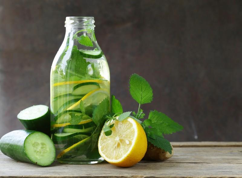 citrom étrend meleg vízzel